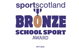 SportScotland Bronze Icon